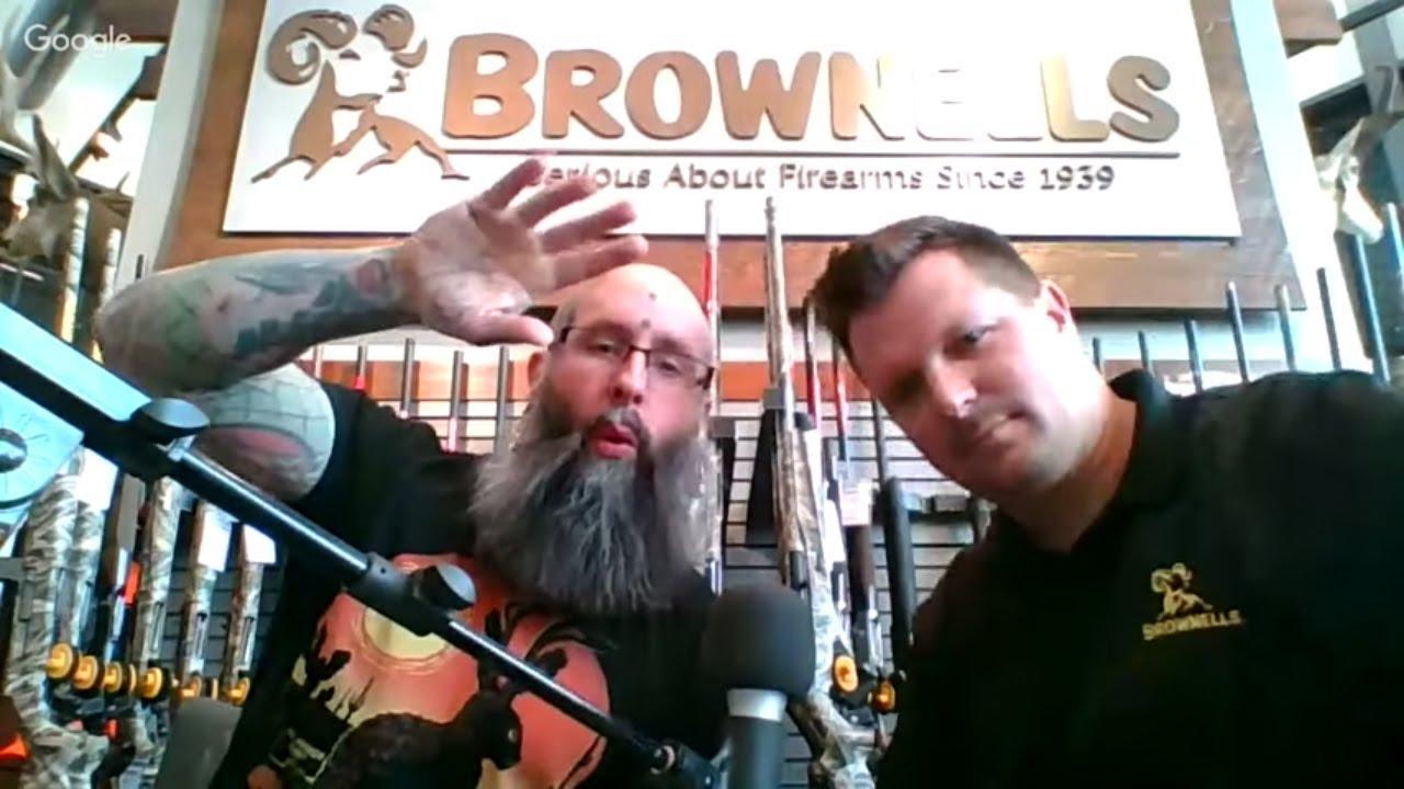 Brownells Convoy & Omnibus Bill Equals FIX-NICS🇺🇸Hank Strange🦅Who M