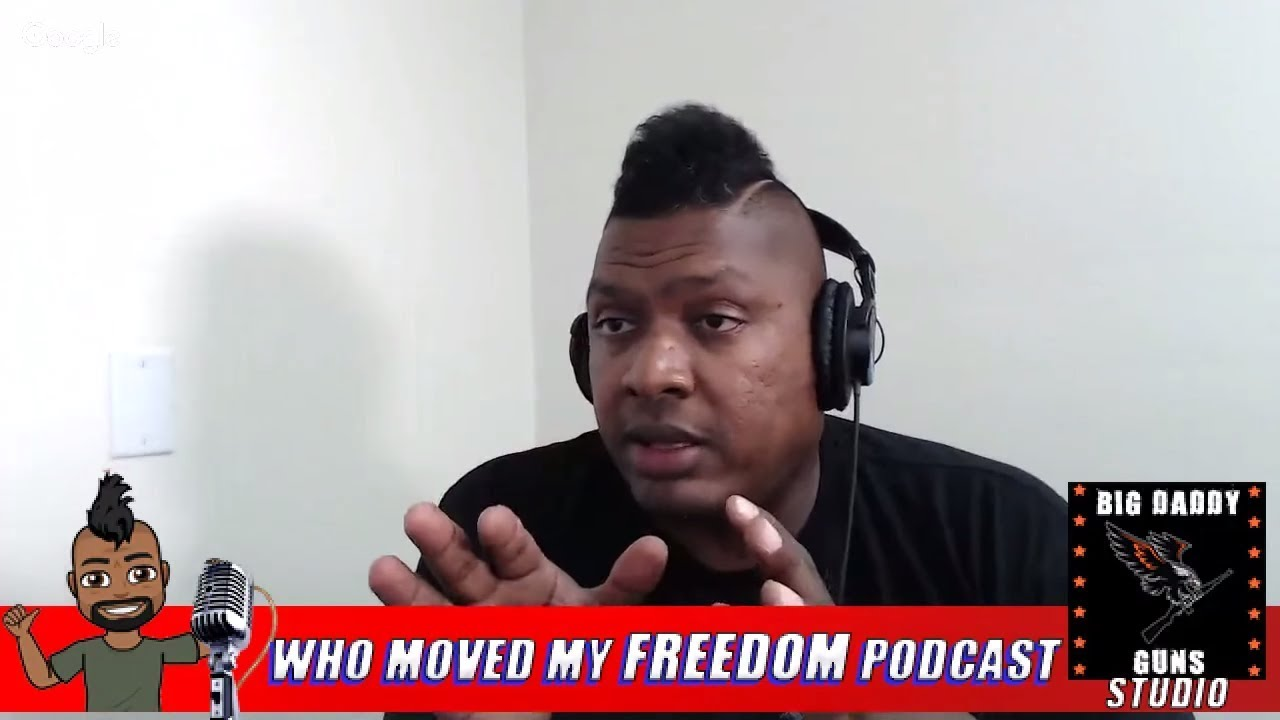 Hank Strange Who Moved My Freedom Podcast #3 - Robert Butler
