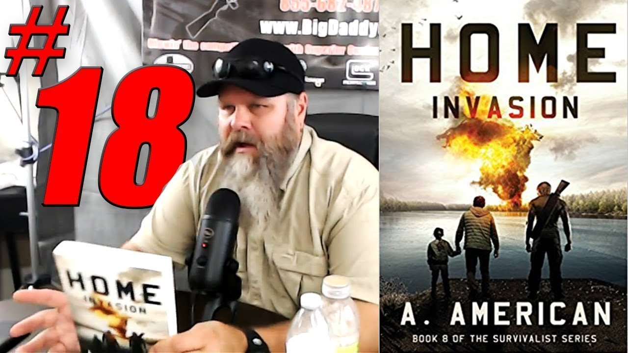 Hank Strange Who Moved My Freedom Podcast #18 - Angery American