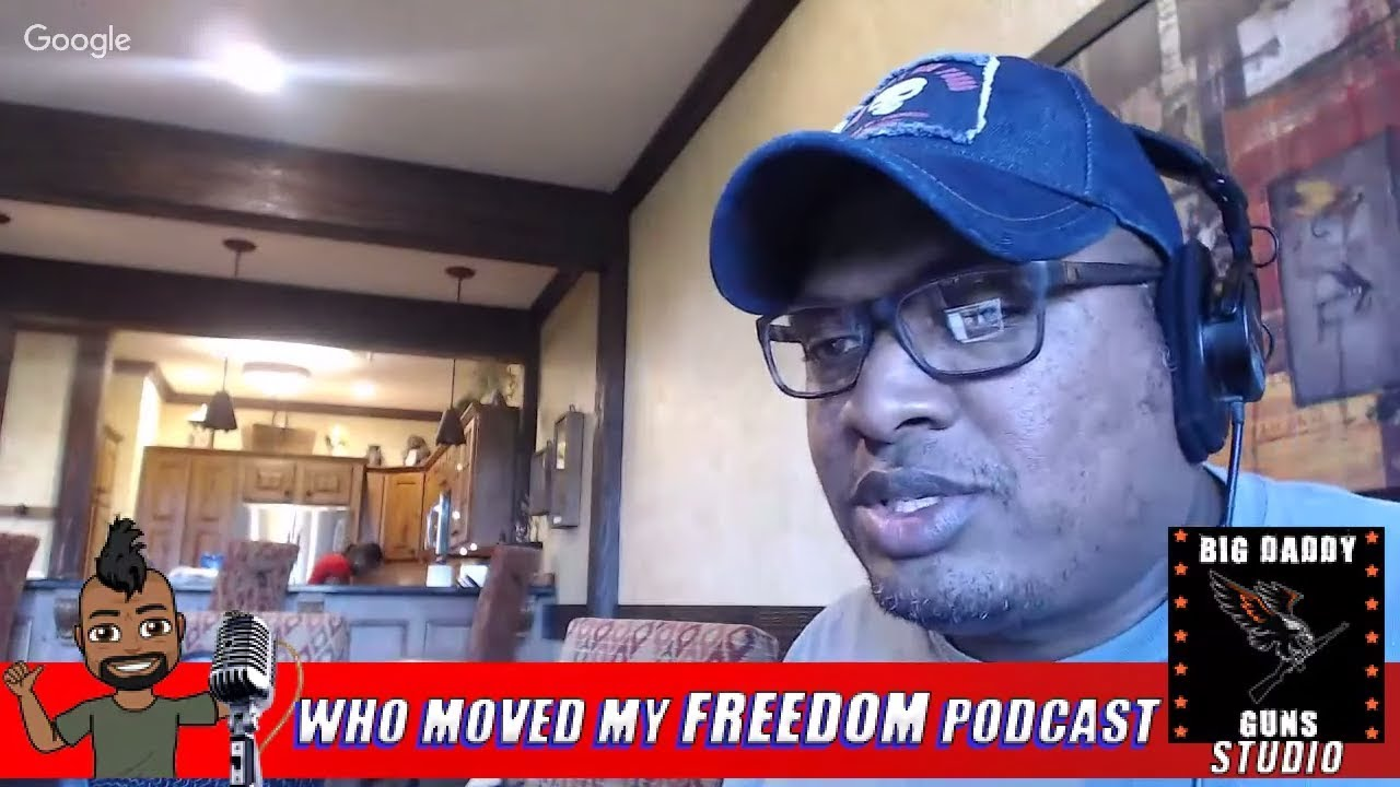 Hank Strange Who Moved My Freedom Podcast #8 - Live From The Ozarks