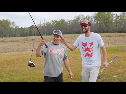 Brother Battle: Shotguns & Golf | Gould Brothers