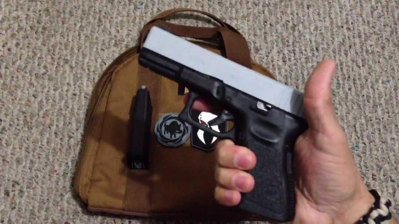 Glock 23 upgrades