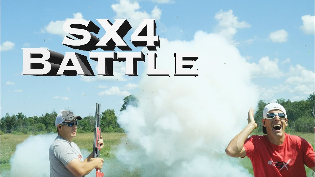 Winchester SX4 Shotgun Brother Battle | Gould Brothers
