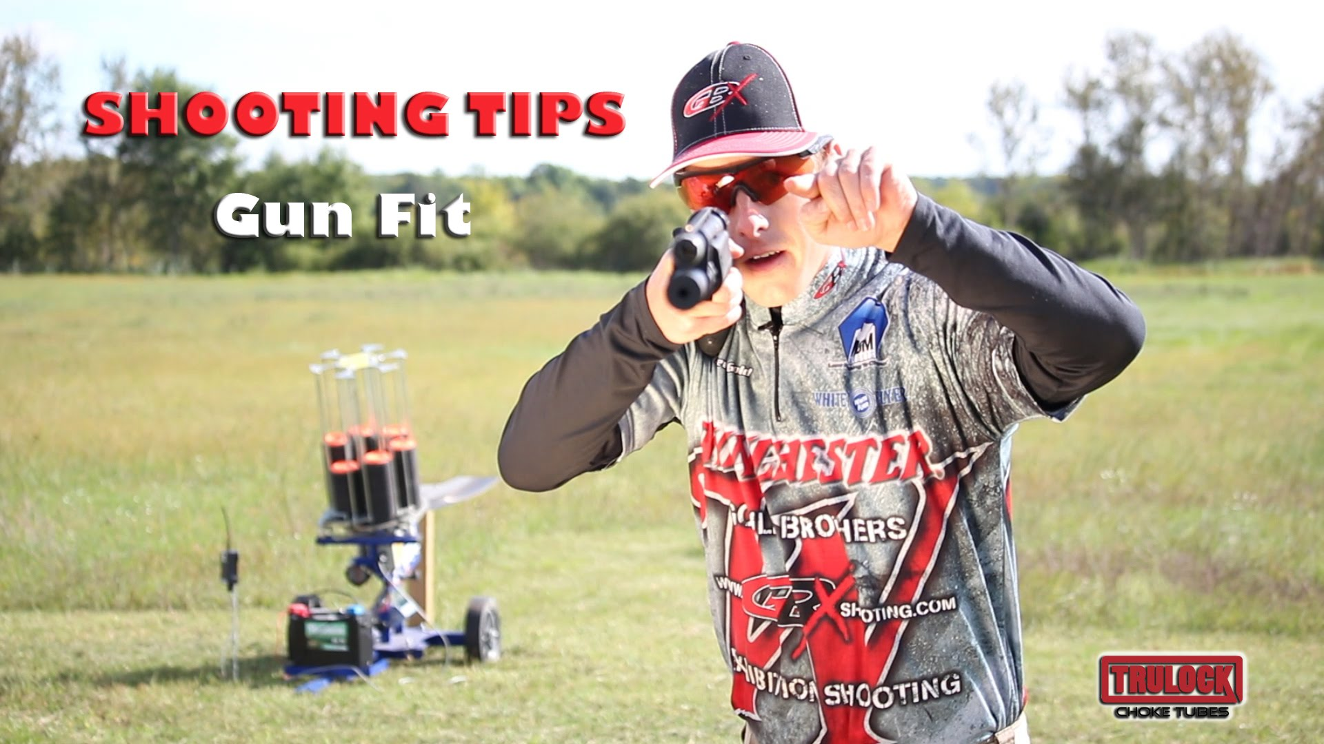 Tips for Better Wing & Clay Shooting - Proper Gun Fit