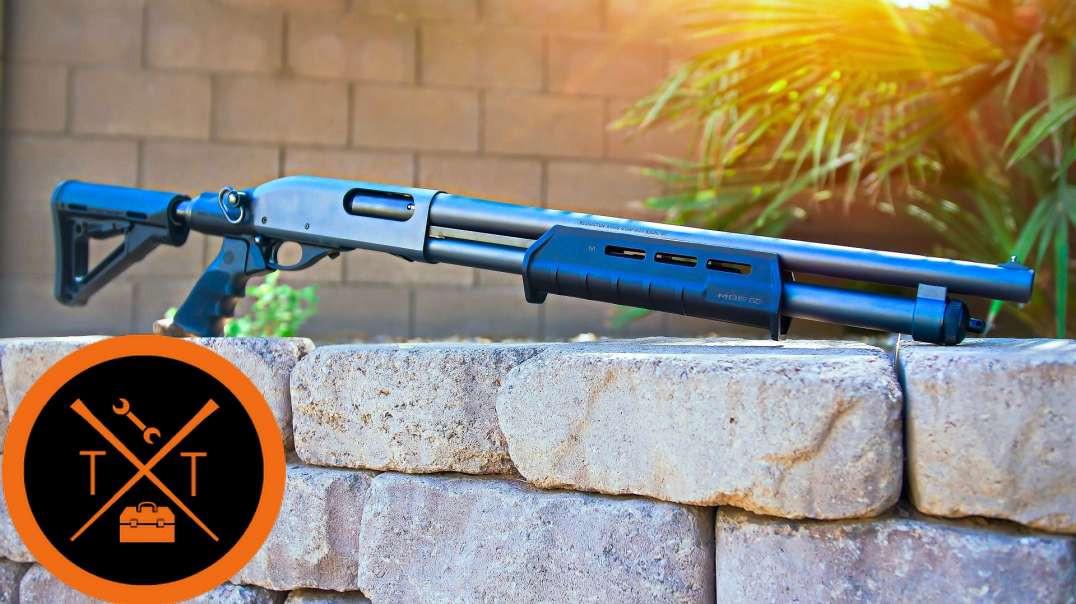 Tactical Shotgun Build Part 4: Less Is More?