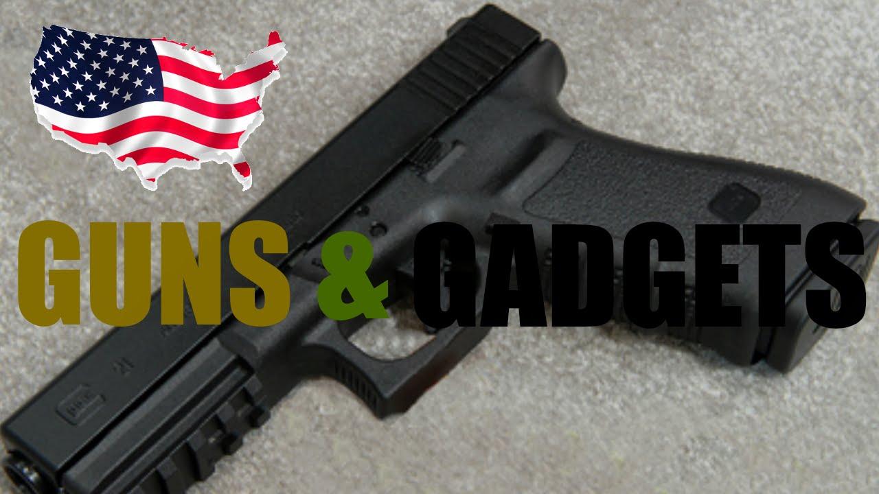 Guns & Gadgets Channel Trailer