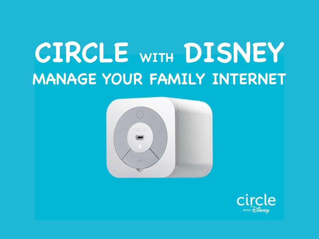 Circle With Disney Unboxing - Manage Your Family Internet