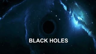 Dr  Mark What About Black Holes