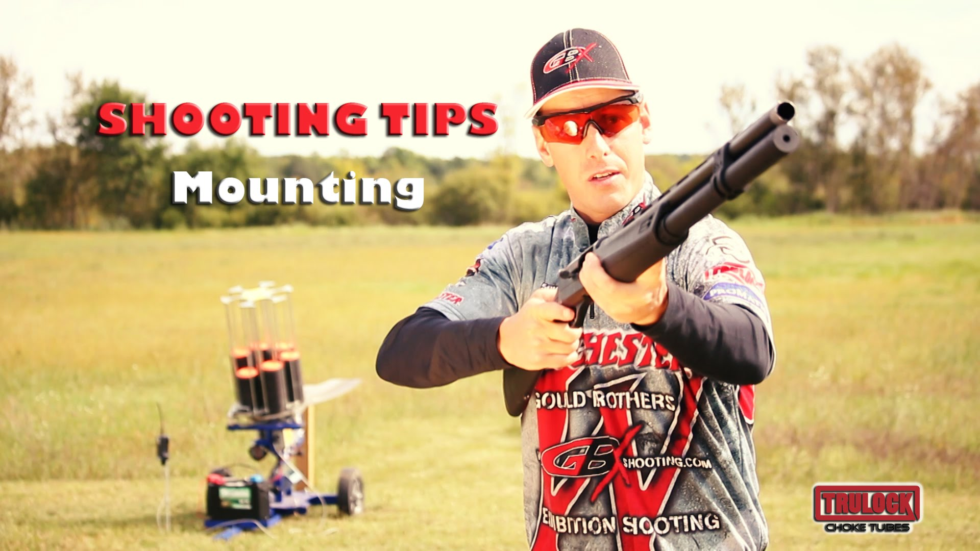 Tips for Better Wing & Clay Shooting - Mounting