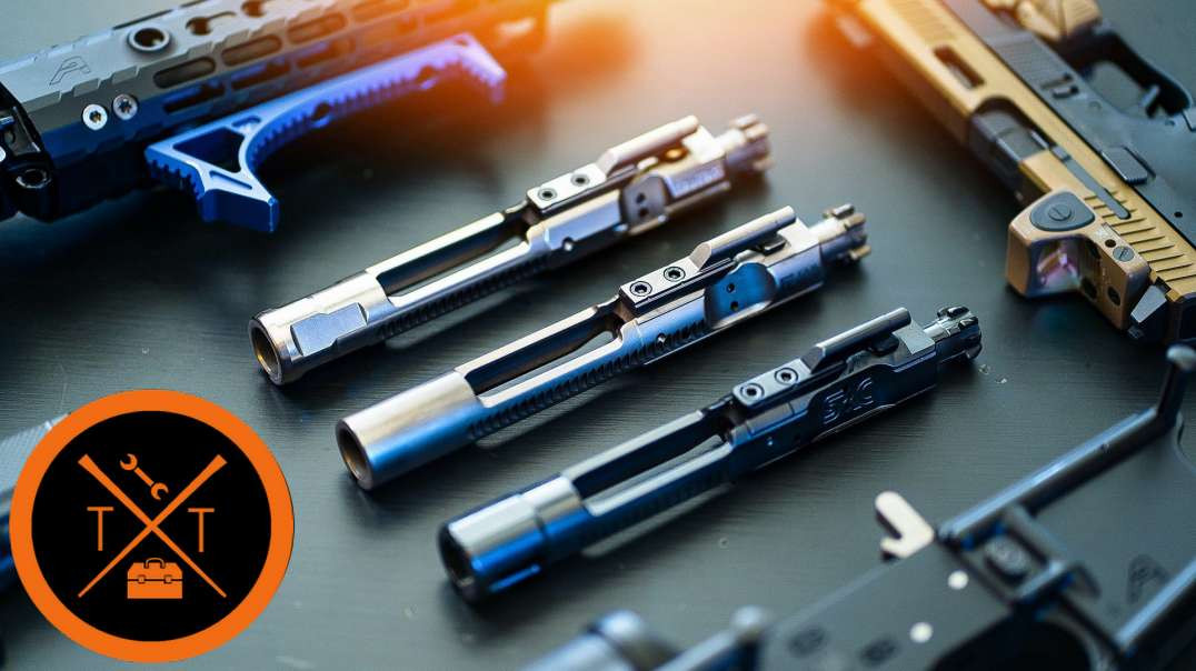 HOW-TO CHOOSE // The Best Bolt Carrier Group for Your AR-15 Build