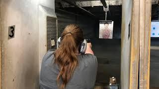 Glock 17 Gun Gals Range Day May 2018