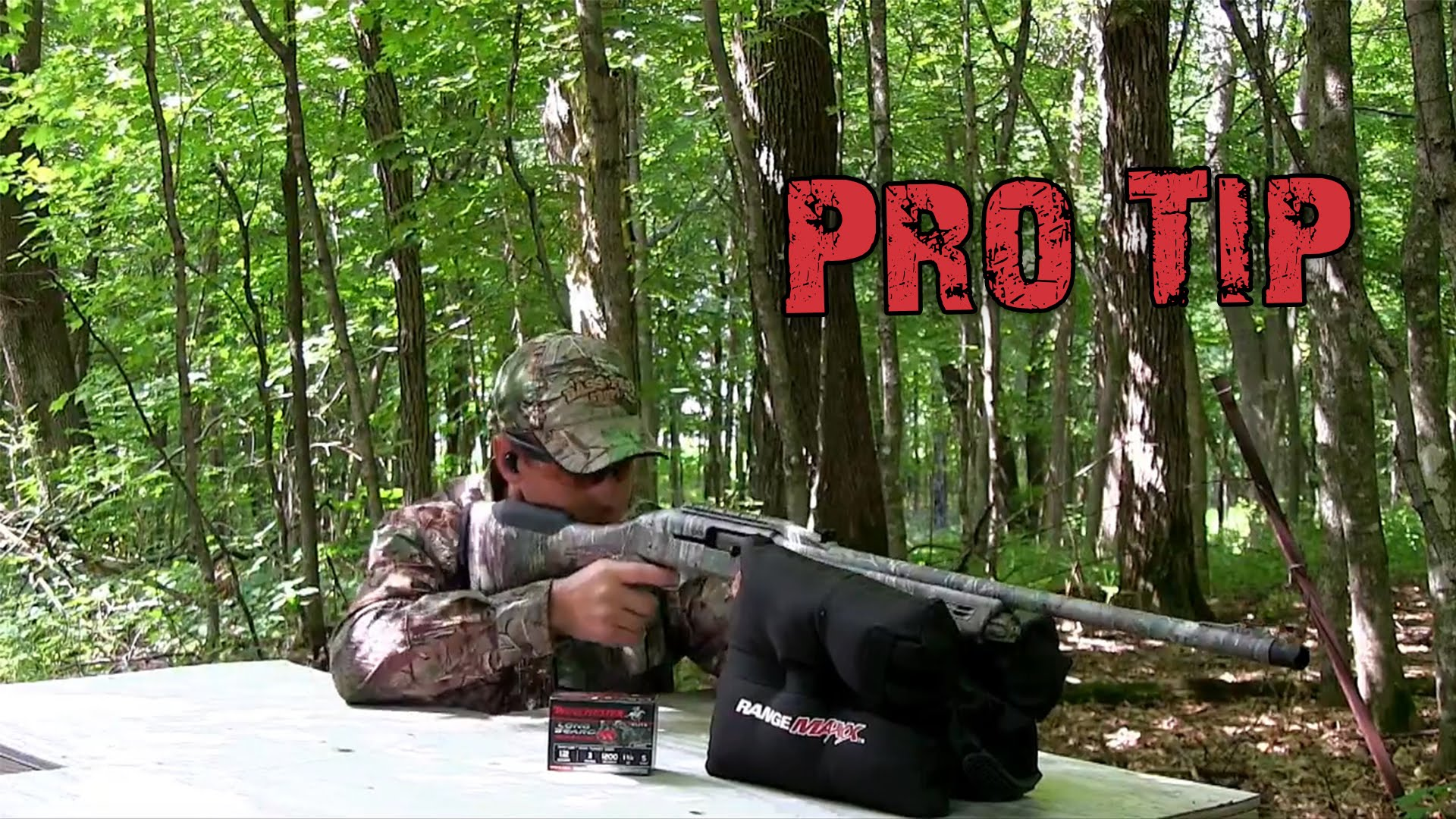 Patterning for Turkey Hunting | Gould Brothers