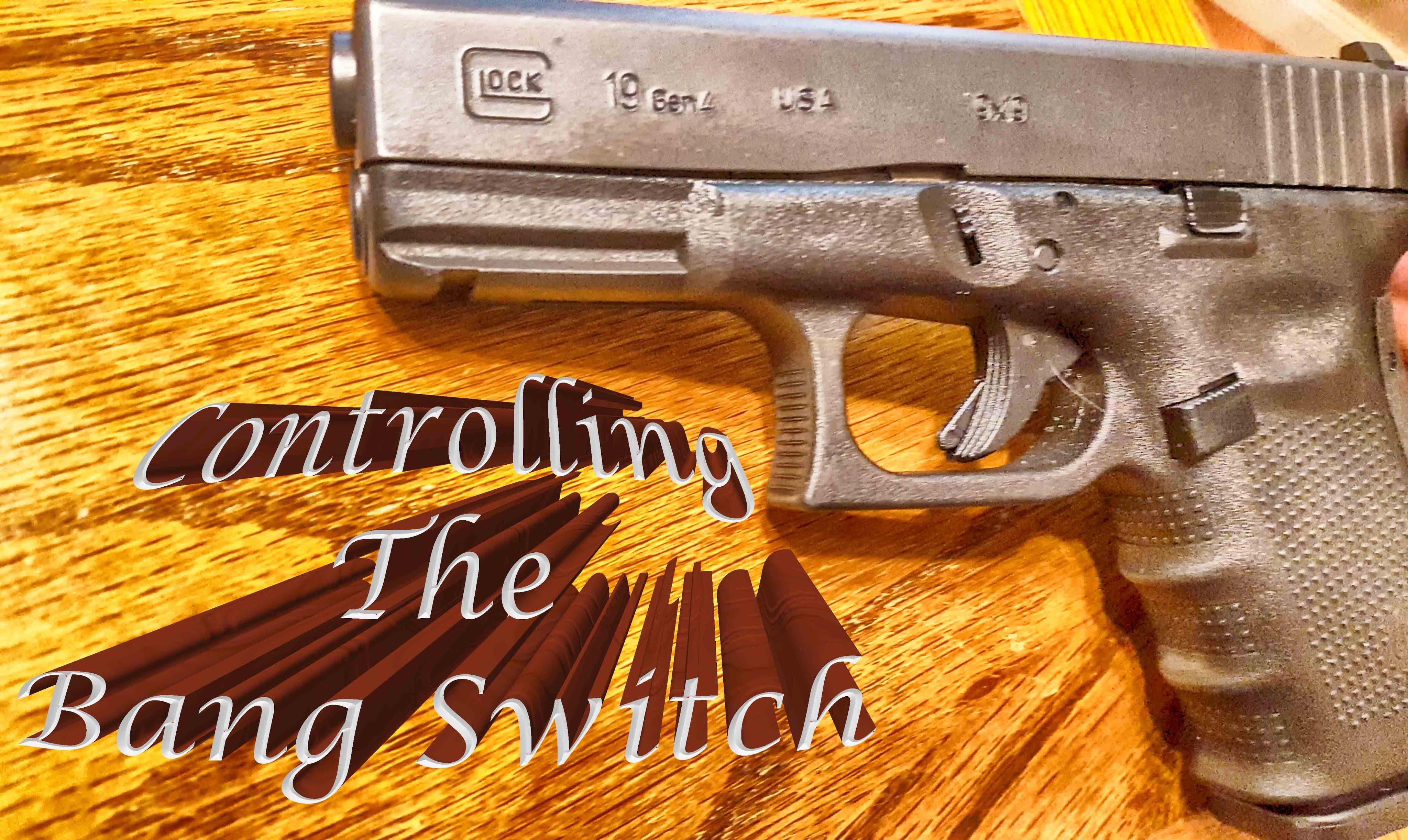 Pistol Trigger Control