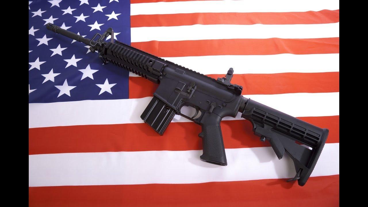 Bill Clinton Calls For A NEW Assault Weapons Ban