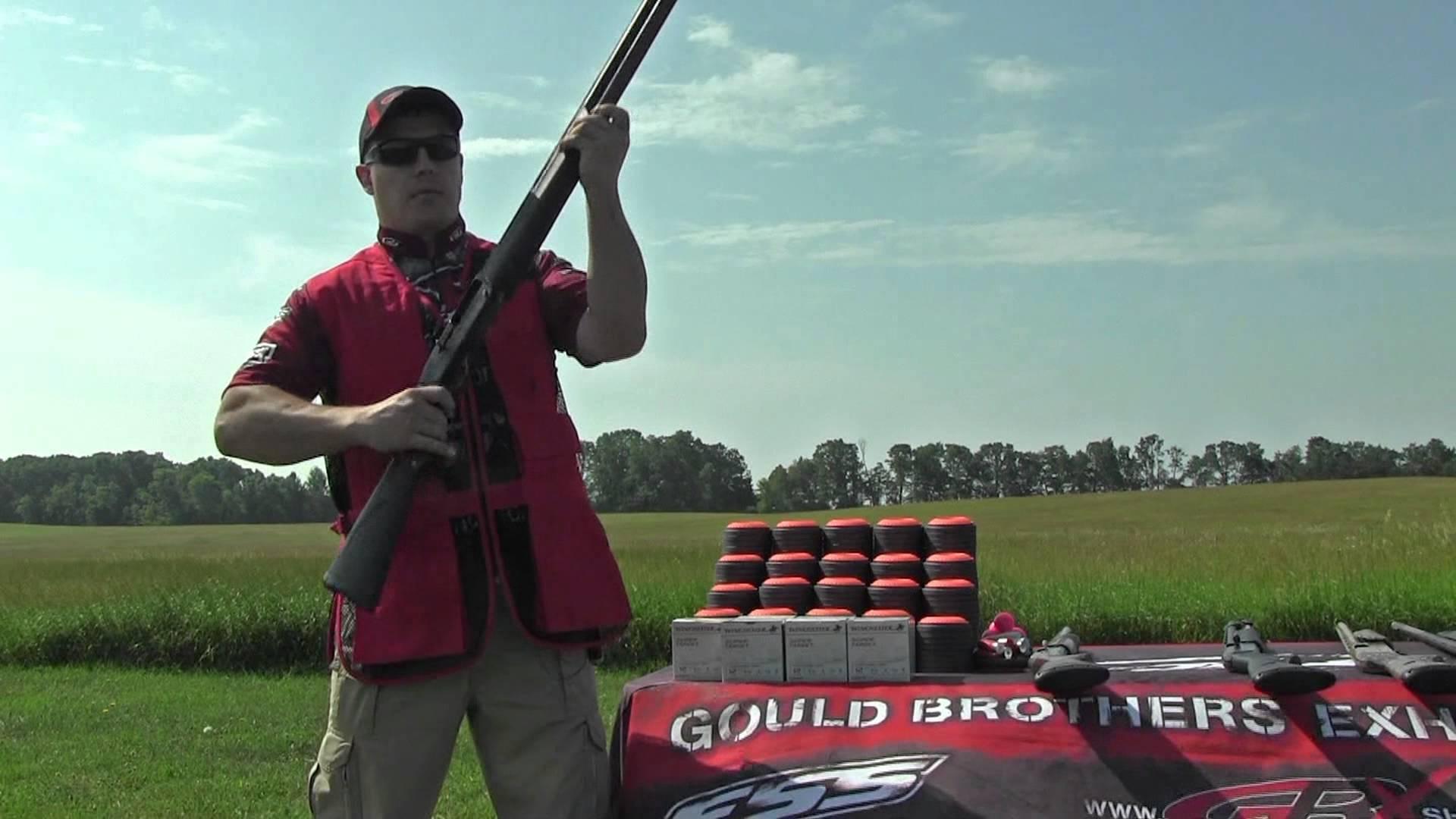 Sit-Ups vs. Pushups - Wk 1 Gould Brothers Shotgun Shoot-Out Series