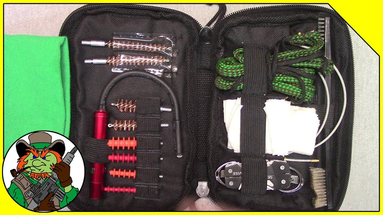 What Cleaning Kit Is In Your Range Bag?