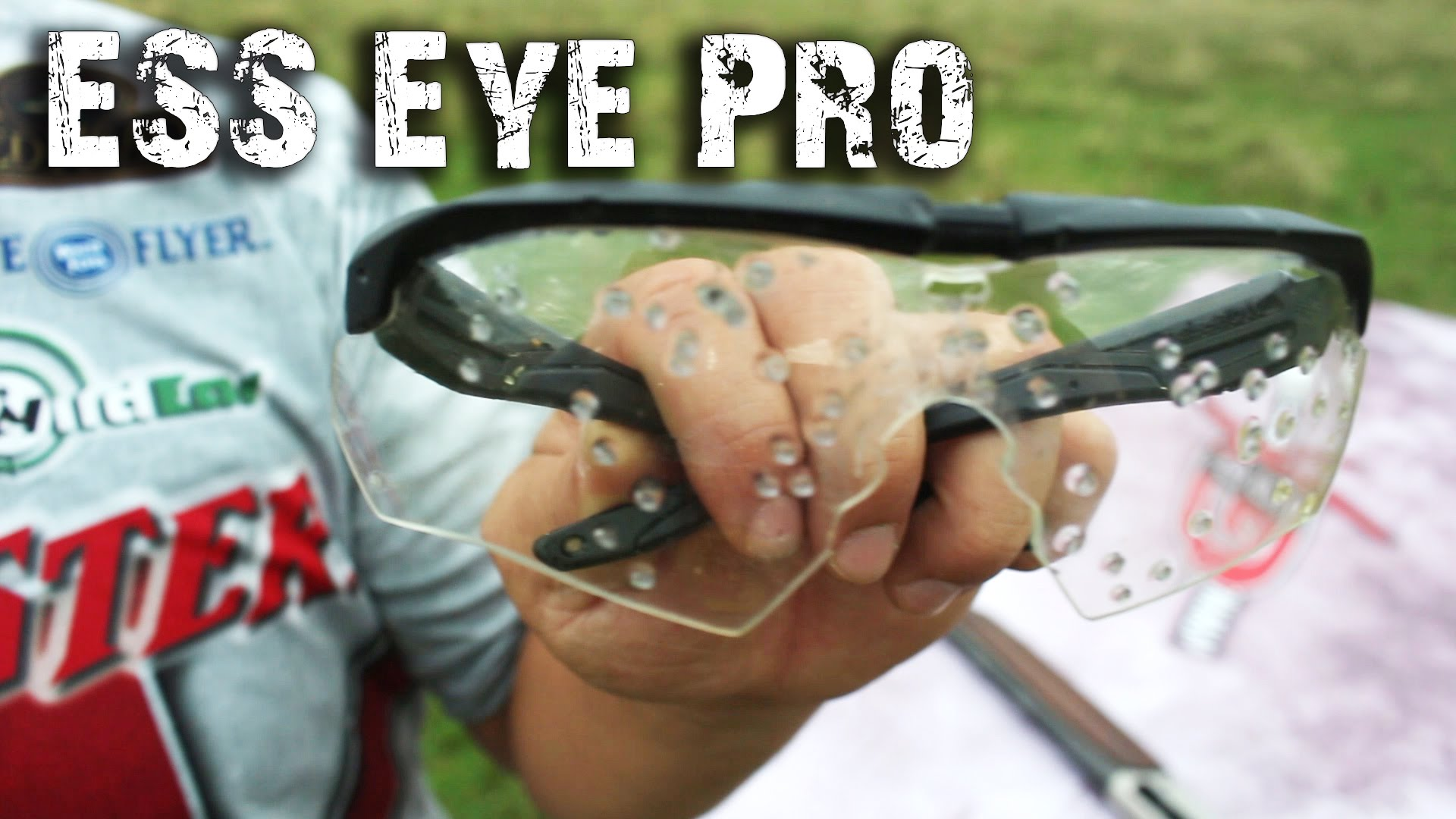 The Best Eye Protection for Shooting - ESS (Eye Safety Systems)