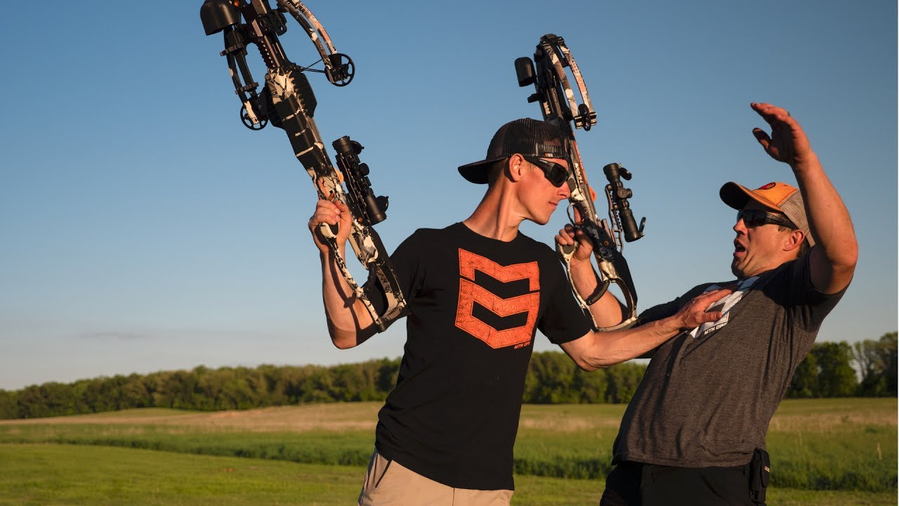 Crossbow Brother Battle: Which Brother is Better with the Ravin R15 | Gould Brothers