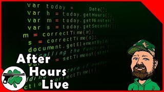 How To Build A Website - After Hours LIVE