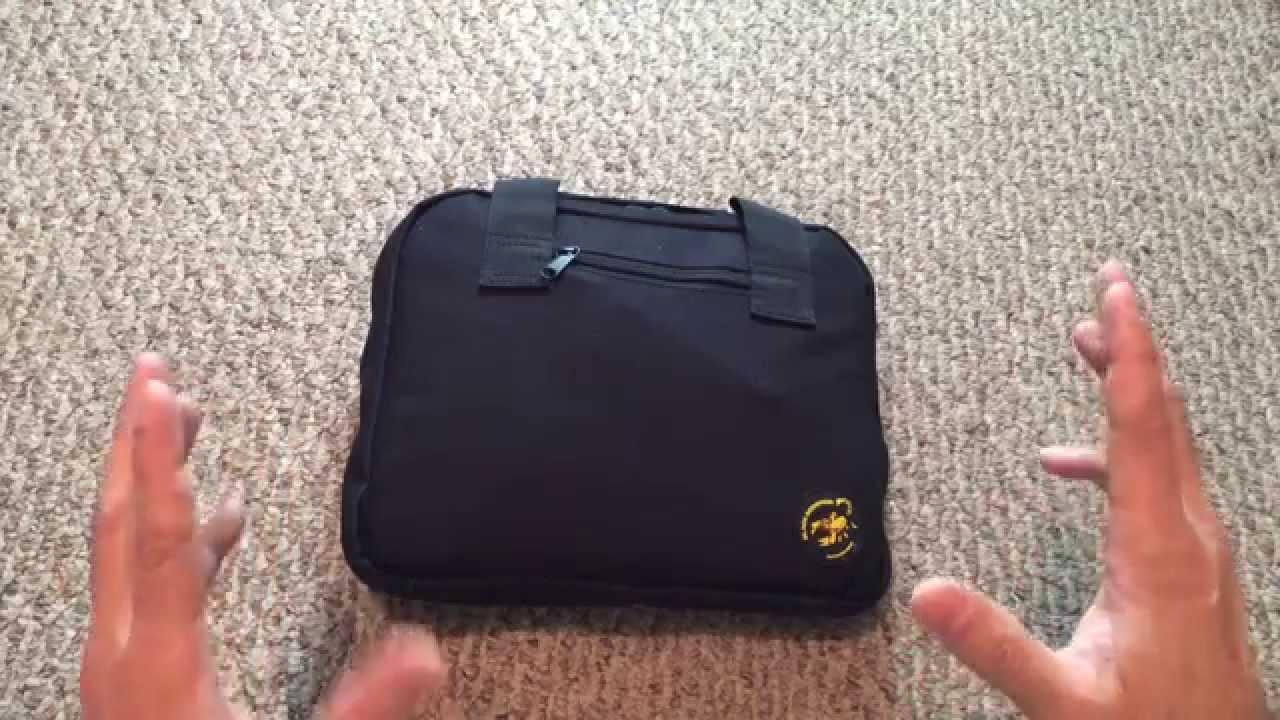 Black Scorpion Outdoor Gear Single Pistol Case