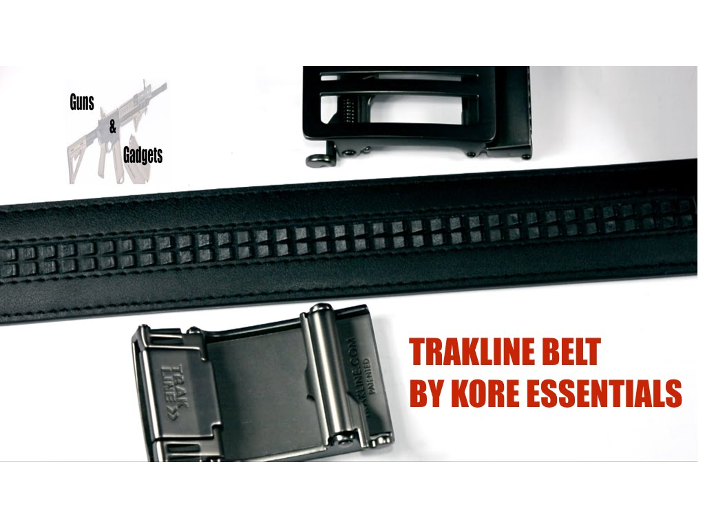 Trakline Gun Belt - The One To Rule Them All?