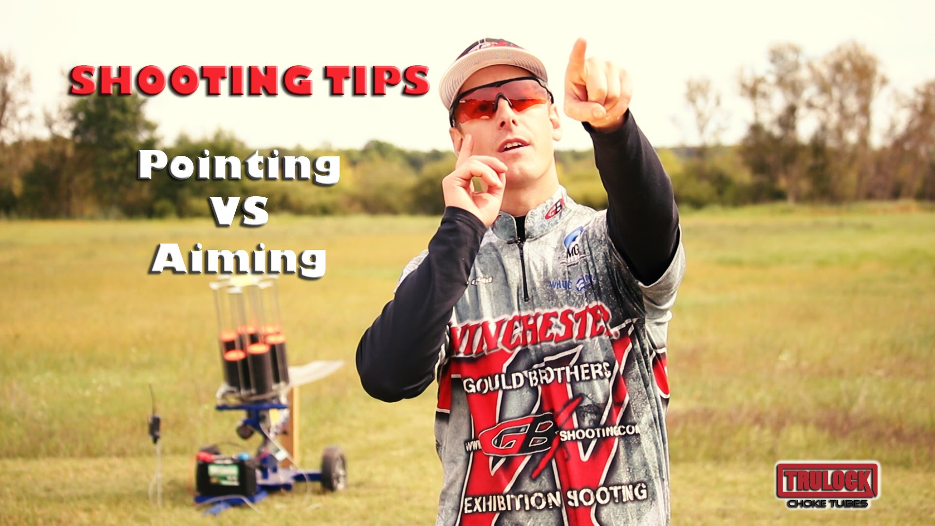 Tips for Better Wing & Clay Shooting - Pointing VS Aiming