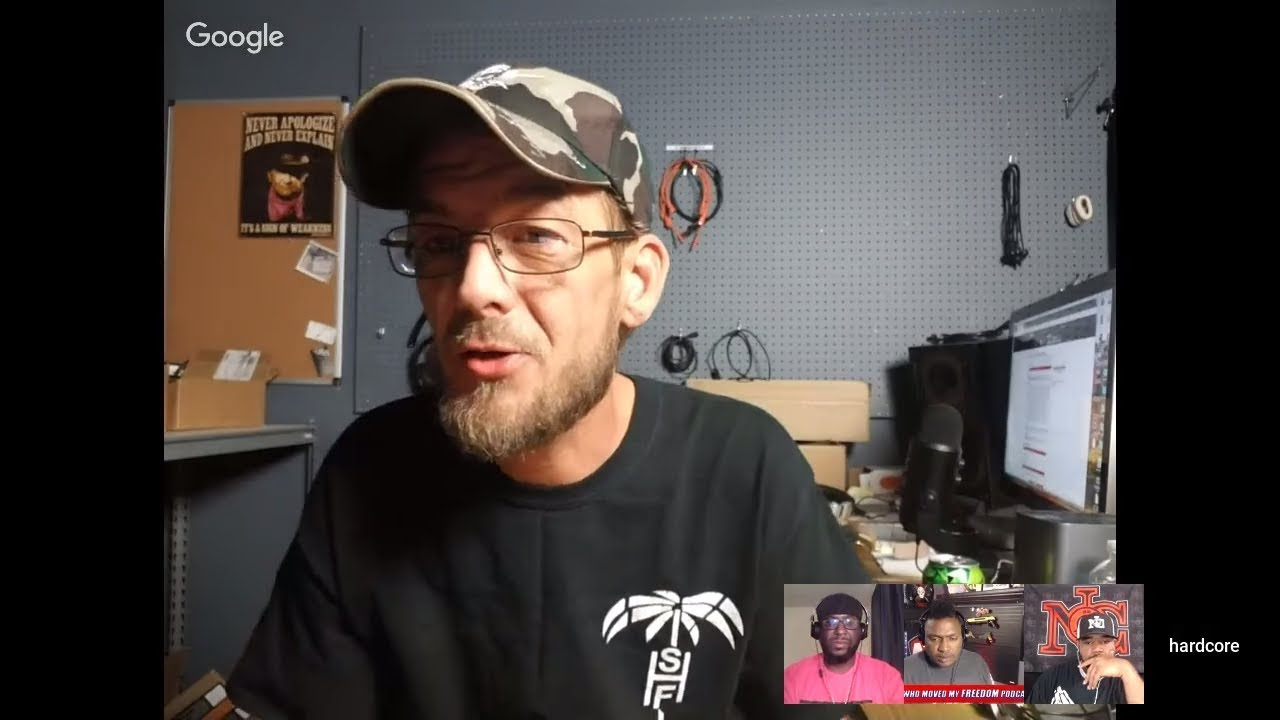 NOC Firearms and TheTIvanShow In Studio 🇺🇸Hank Strange🦅WMMF Ep 186