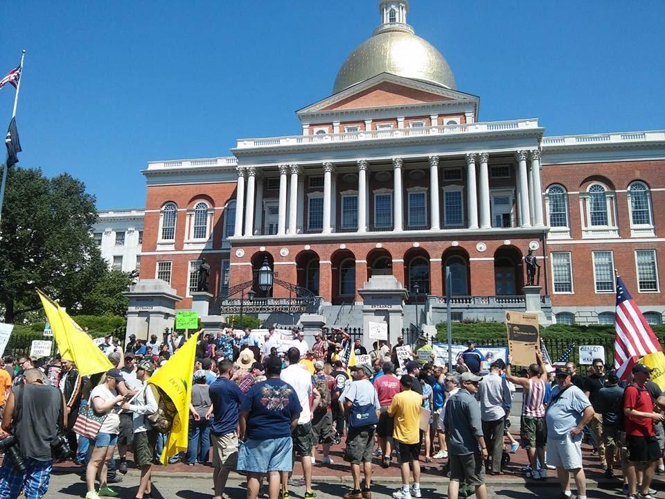 Massachusetts Assault Weapon Ban: The Legislature Reacts