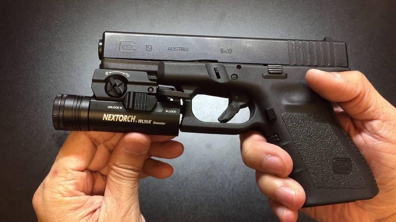 Nextorch WL10X Executor Weapon Light