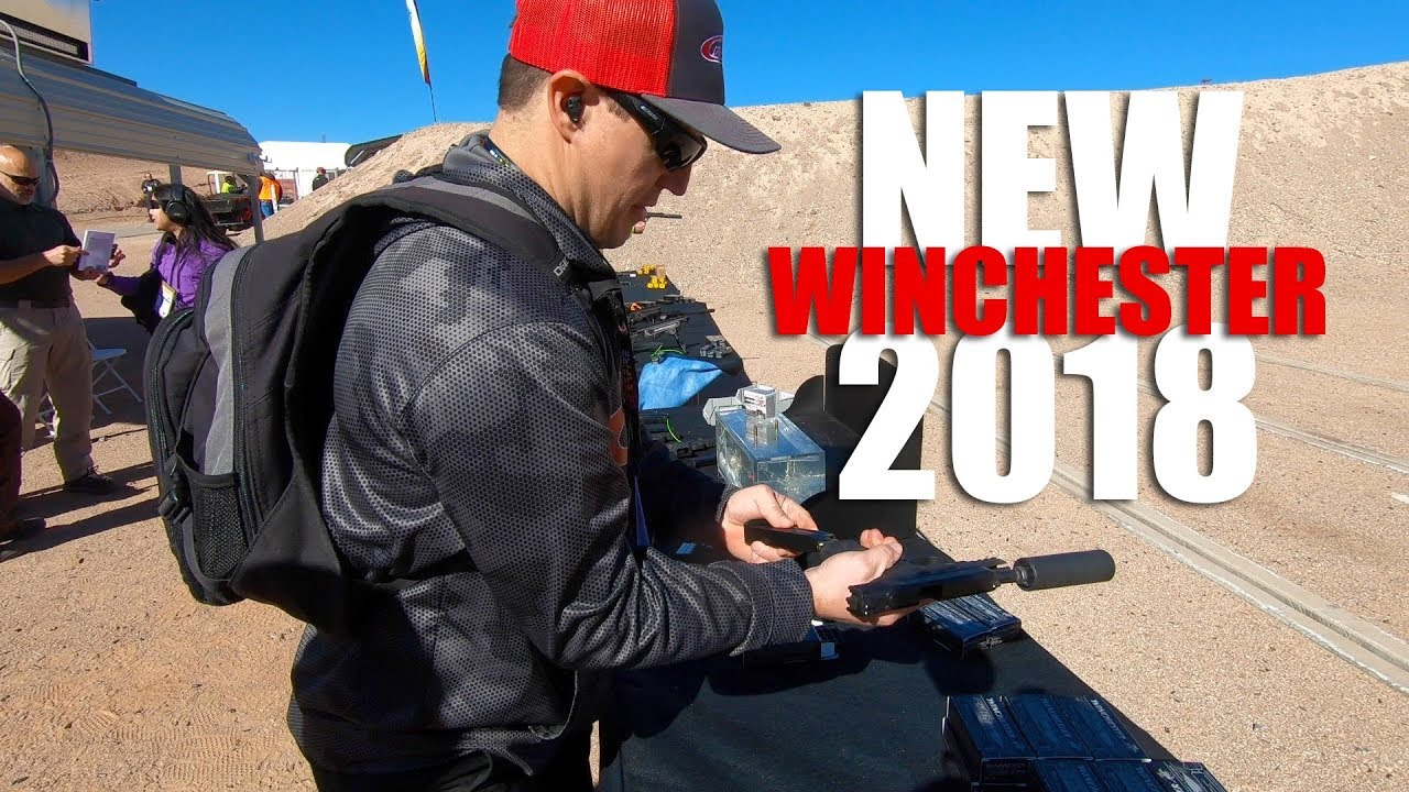 "What's NEW from Winchester in 2018? | SHOT Show ""Range Day"" 