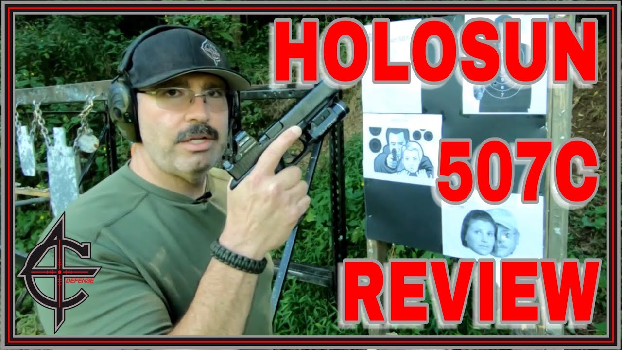 Holosun 507C Red Dot Review
