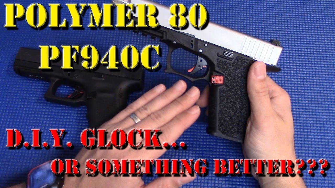 PF940C vs. Glock 19: DIY Glock or Something Better?