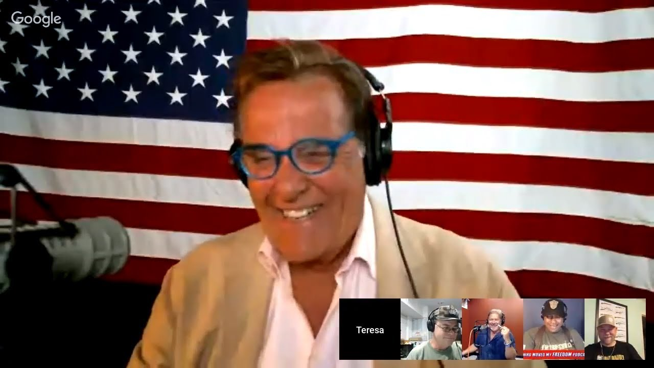 Chuck Woolery Special Guest Joins Us to talk Life Politics & 2A 🇺🇸Hank Strange
