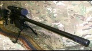 Windrunner M96 .50 BMG rifle