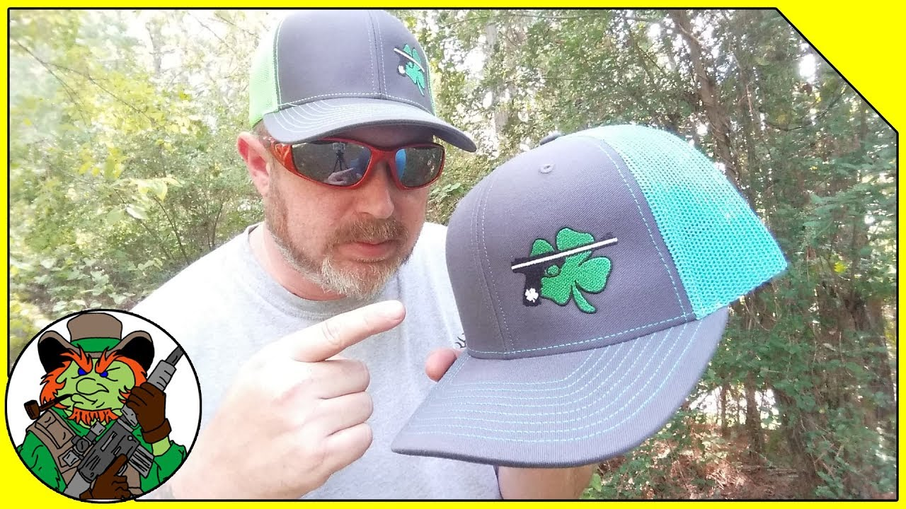 CloverTac Cap Giveaway September 2018
