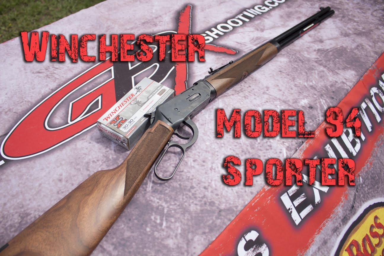 Winchester Model 94 Sporter - .30-.30