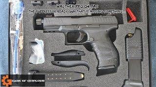 Walther PPQ Q4 Tac 9mm - Suppressor Ready?