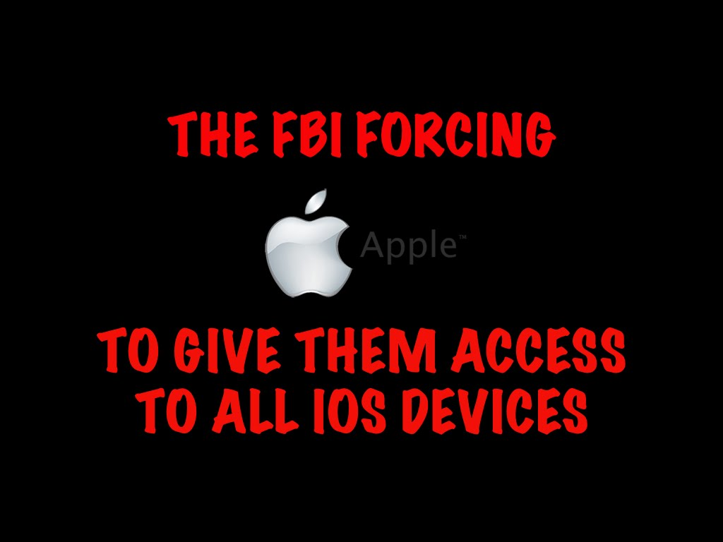 APPLE CHALLENGING THE FBI