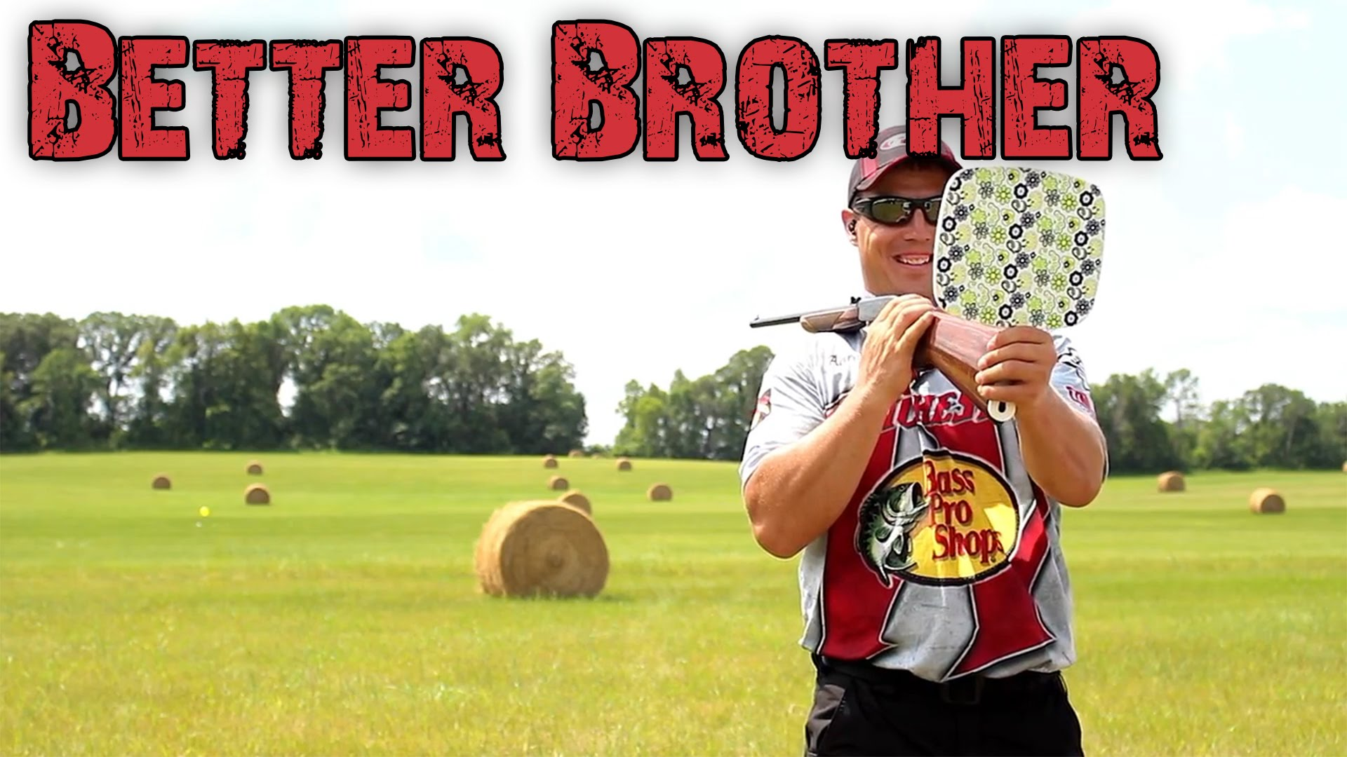 100 yard Annie Oakley Style Challenge | Gould Brothers