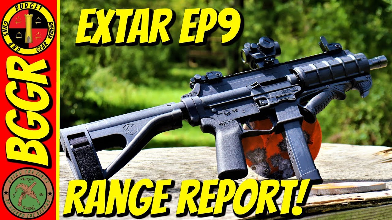 Extar Ep9 Review- Budget PDW!