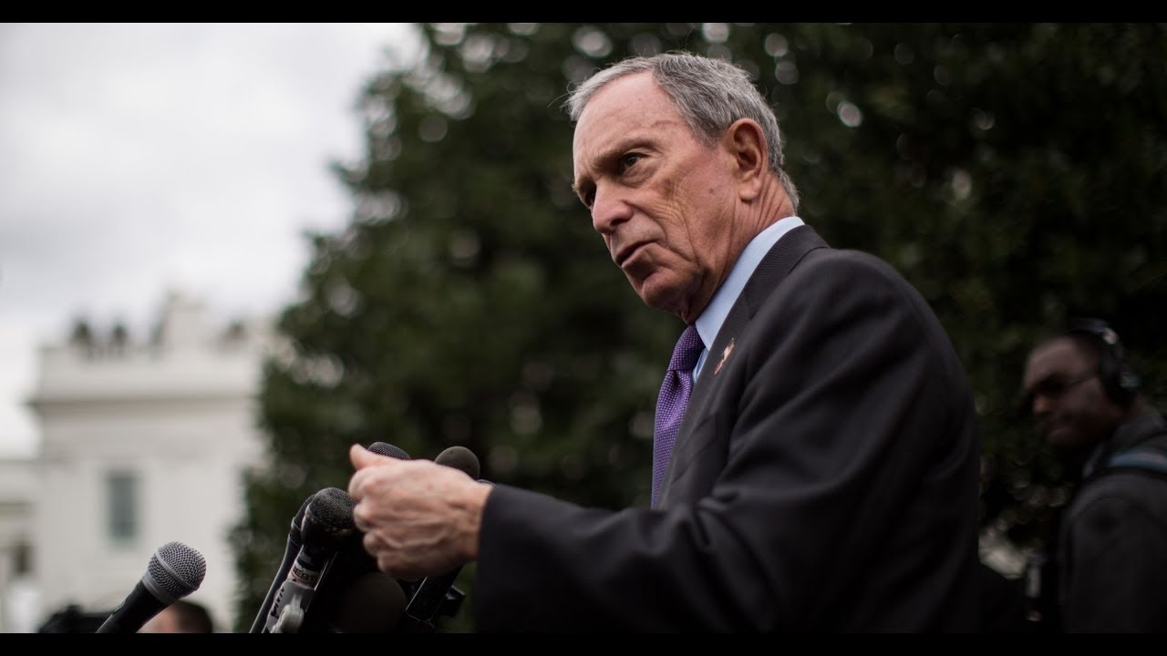 Michael Bloomberg Dropping $100 Million To Secure A Gun Control Congress