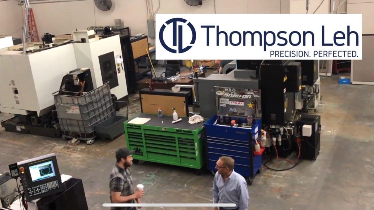 TL Technologies Inc. Factory Tour - Part 3