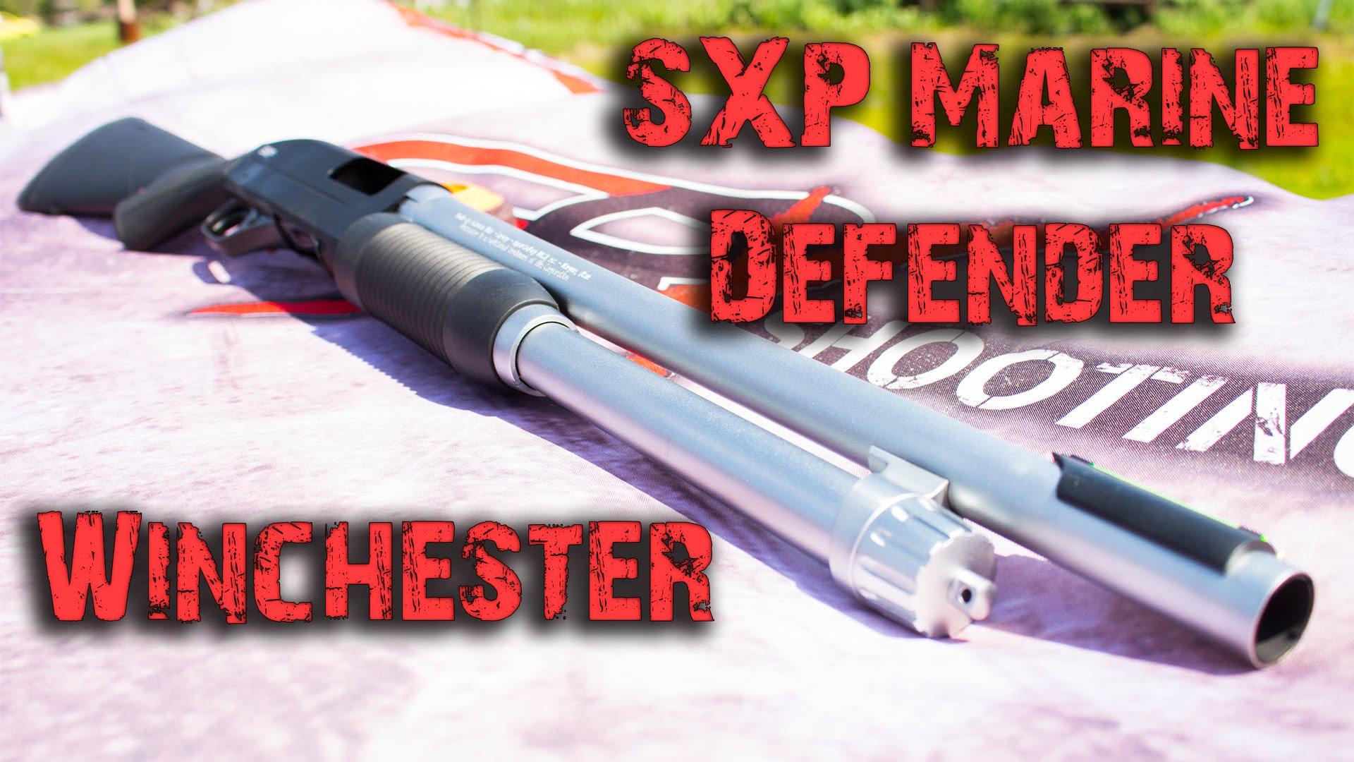 Winchester SXP Marine Defender