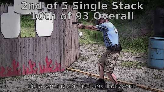 USPSA @ PMSC - September 2, 2018 - Single Stack