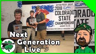 Ashton Lawrence, Competitive Shooter Spotlight - Next Generation LIVE