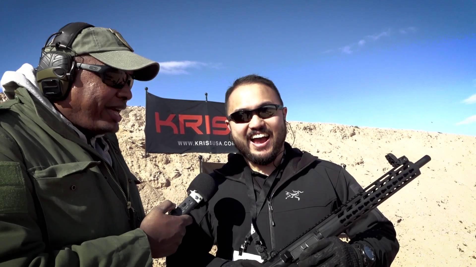 Defiance DMK 22 Rifle SHOT Show 2016 Media Day