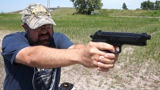 Daisy Power Line 340 BB Gun Range Test and Table Top Review!