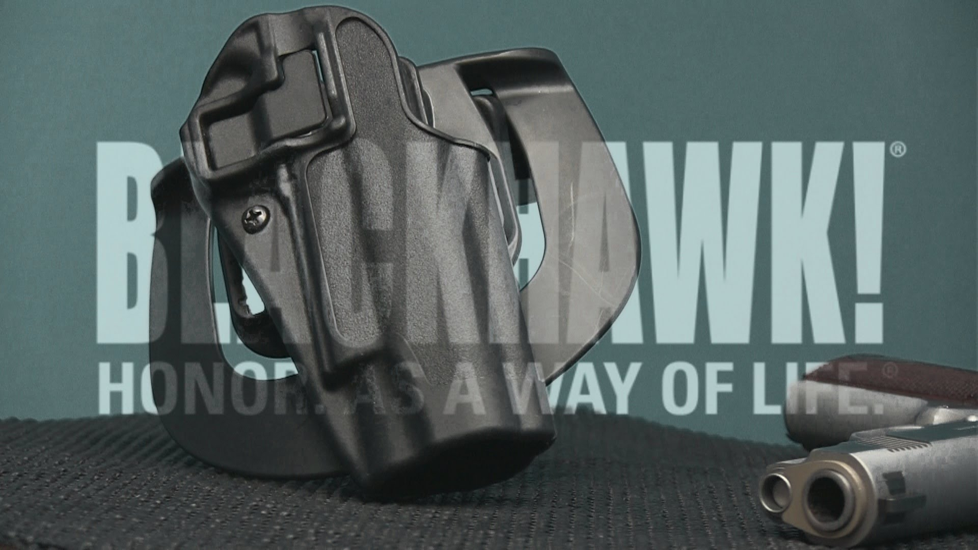 Black Hawk 1911 Holster Quick Overview