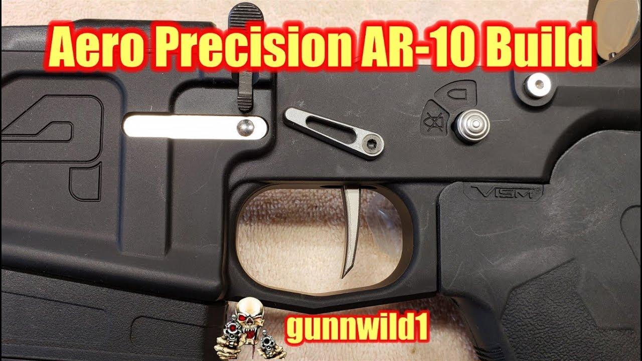 Aero Precision 308 Build