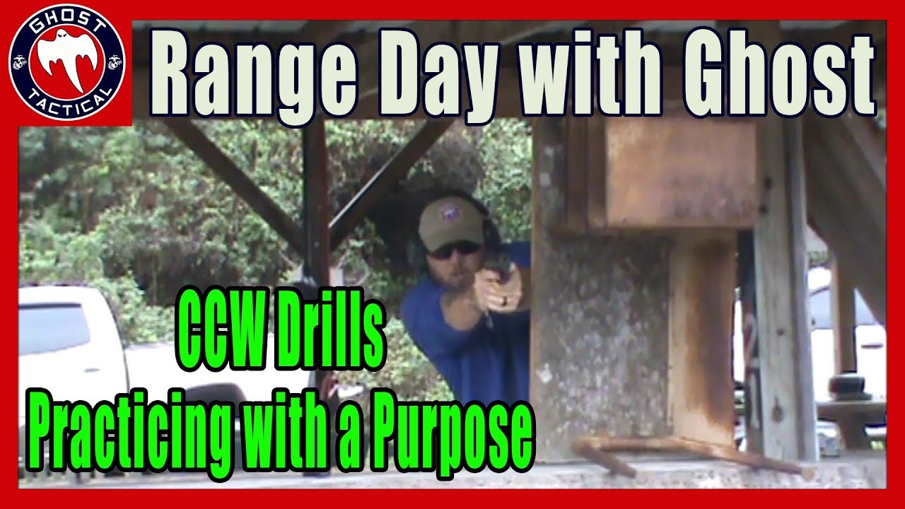 Range Day with Ghost:  How We Practice for CCW